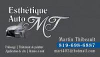 Esthétique auto MT Logo